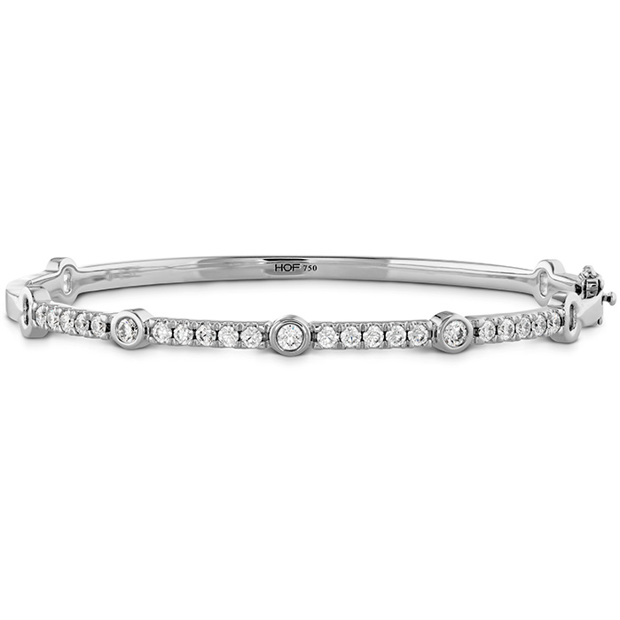 1.1 ctw. Copley Diamond Bracelet in 18K White Gold