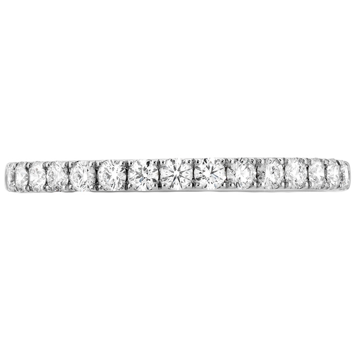 0.35 ctw. Destiny Diamond Band in 18K White Gold