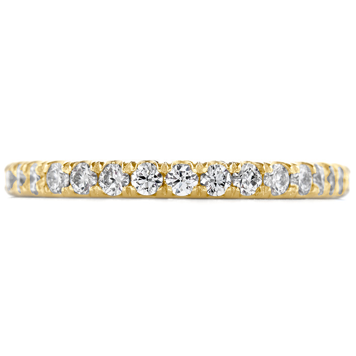 0.55 ctw. Enrichment Wedding Band in 18K Yellow Gold