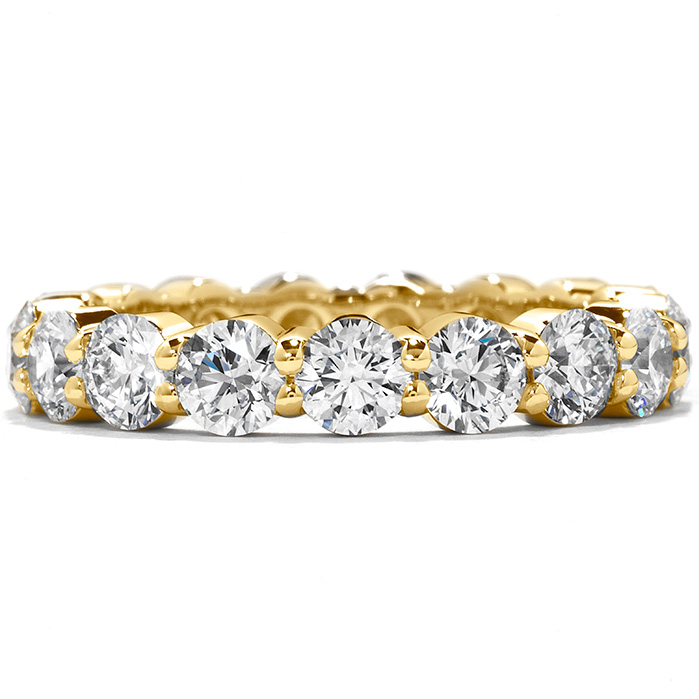 2.55 ctw. Multiplicity Eternity Band in 18K Yellow Gold