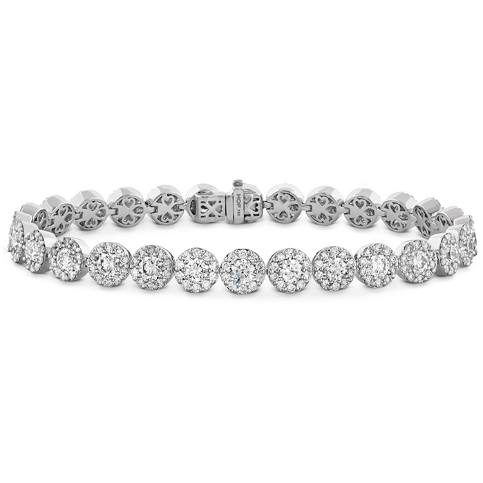 6.9 ctw. Fulfillment Diamond Line Bracelet in 18K Rose Gold