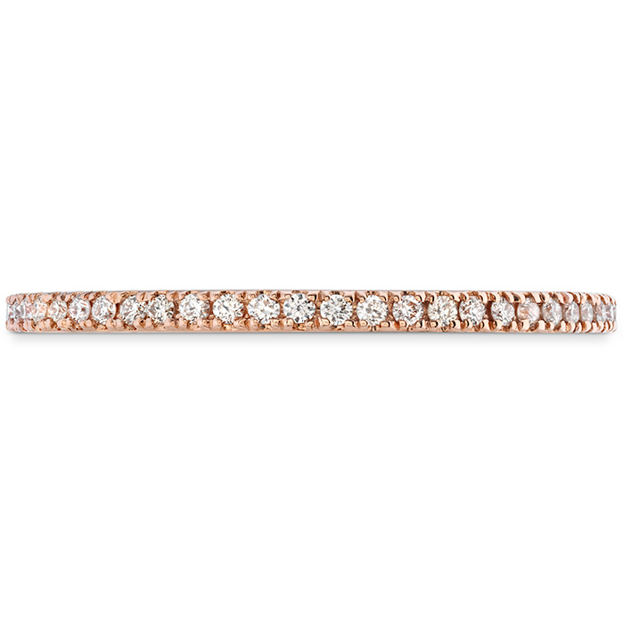0.2 ctw. HOF Classic Eternity Band in 18K Rose Gold