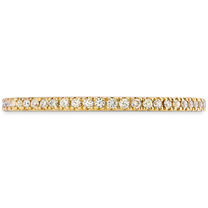 0.21 ctw. HOF Classic Eternity Band in 18K Yellow Gold