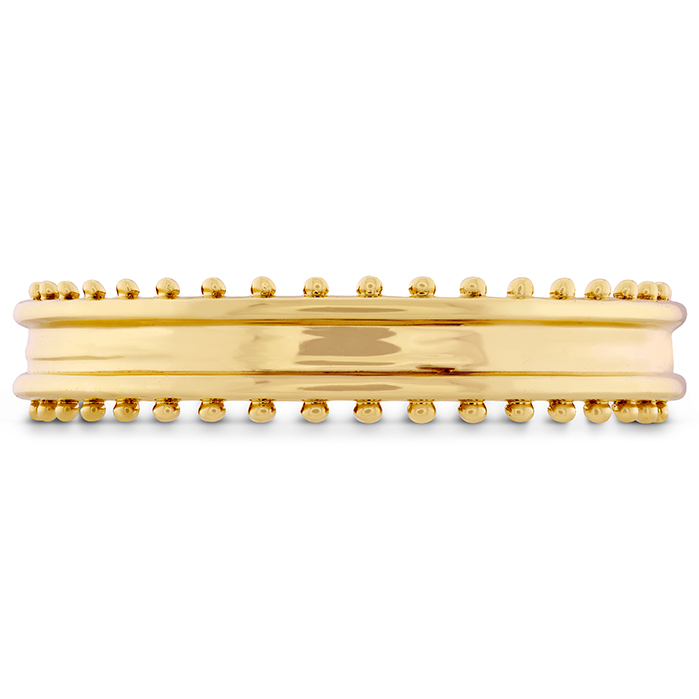 Sloane Picot Keep it Classic Metal Band in 18K Yellow Gold