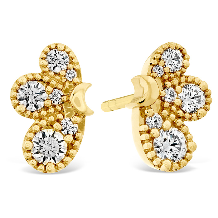 0.45 ctw. Behati Earrings in 18K Yellow Gold
