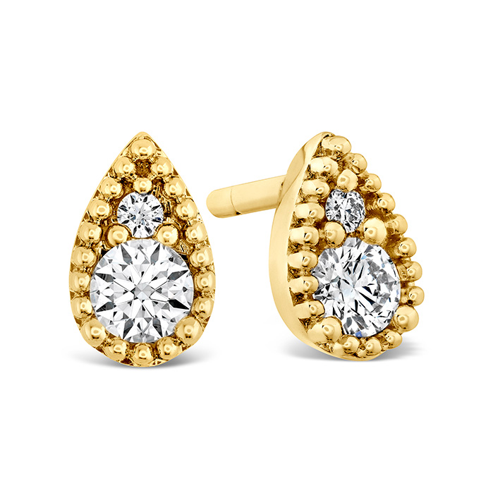 0.29 ctw. Behati Beaded Studs in 18K Yellow Gold