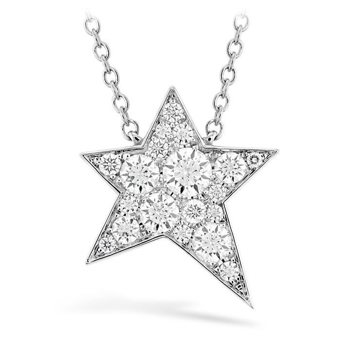 0.16 ctw. Illa Cosmic Diamond Necklace in 18K White Gold