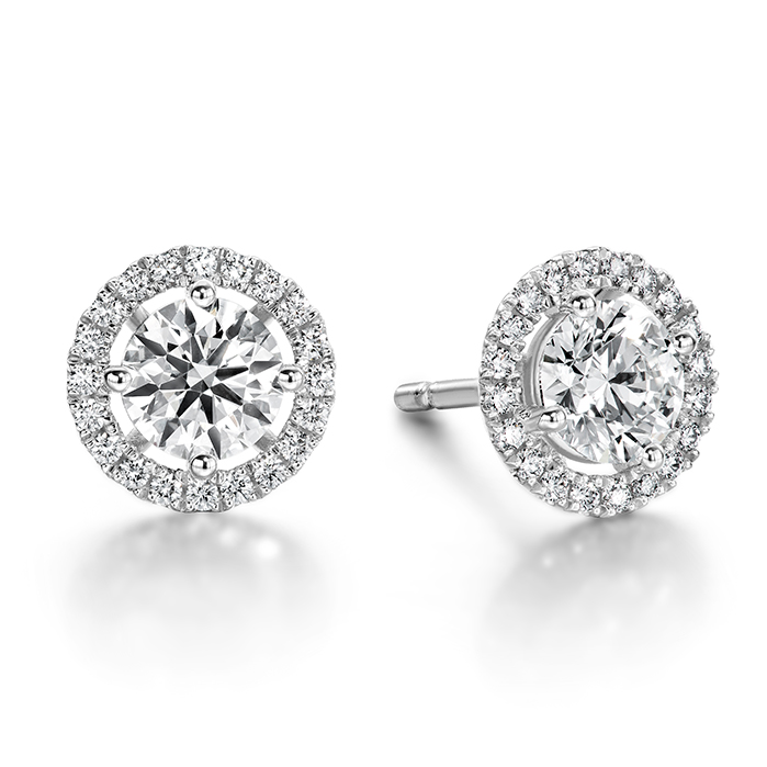 0.53 ctw. Joy Earrings in Platinum