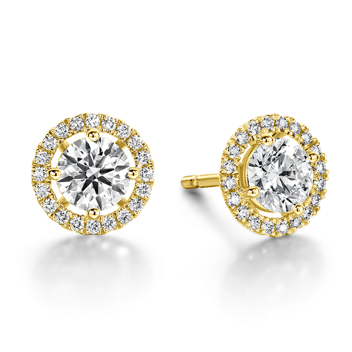 0.31 ctw. Joy Earrings in 18K Yellow Gold