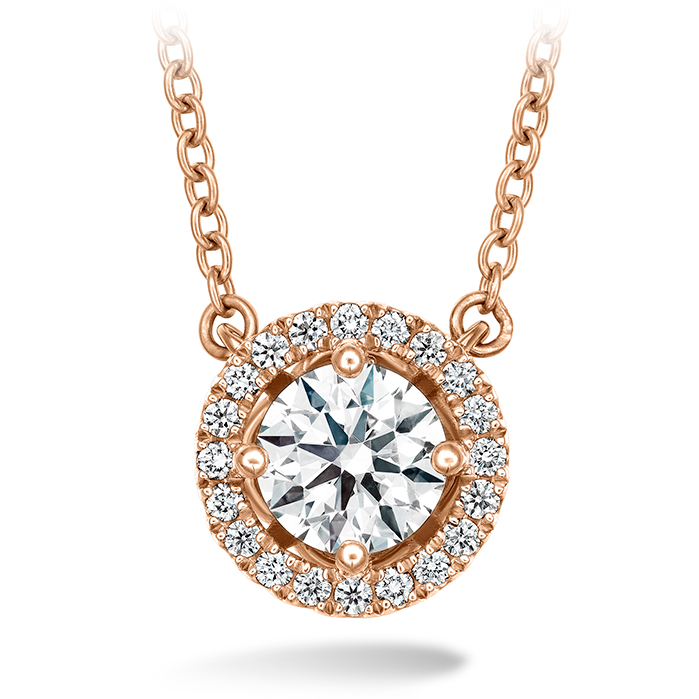 0.27 ctw. Joy Pendant in 18K Rose Gold