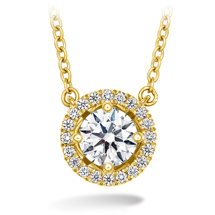 0.46 ctw. Joy Pendant in 18K Yellow Gold