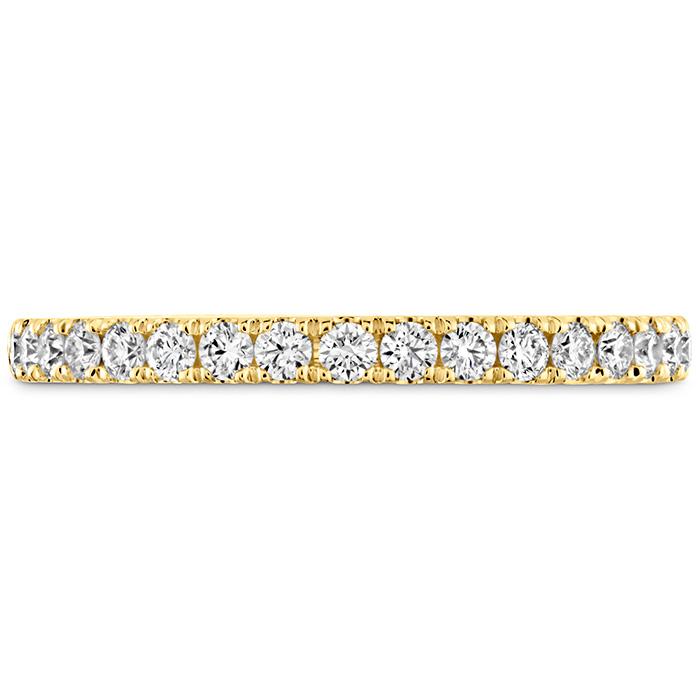 0.32 ctw. Juliette Diamond Band in 18K Yellow Gold