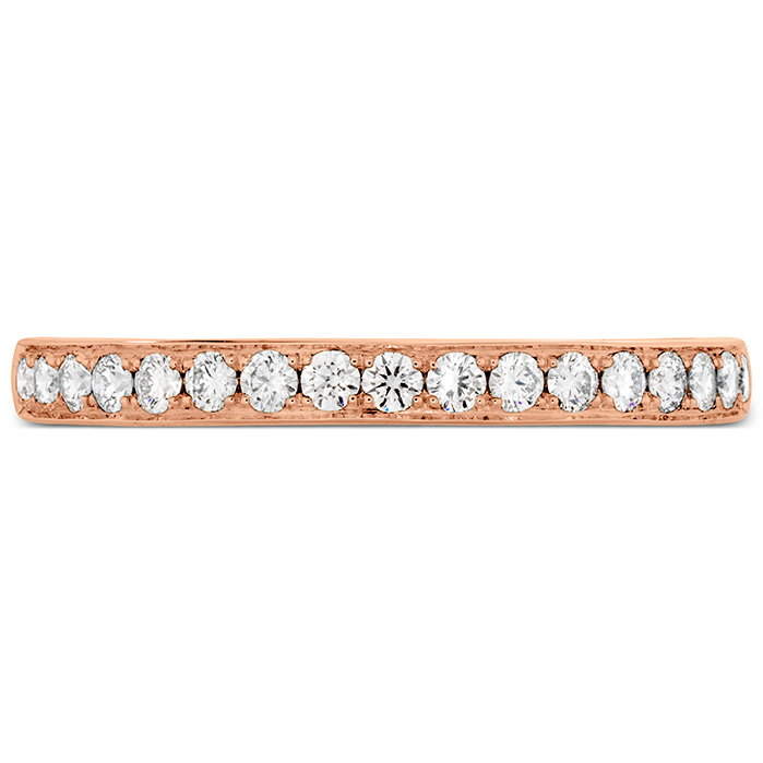 0.2 ctw. Lorelei Bloom Diamond Band in 18K Rose Gold