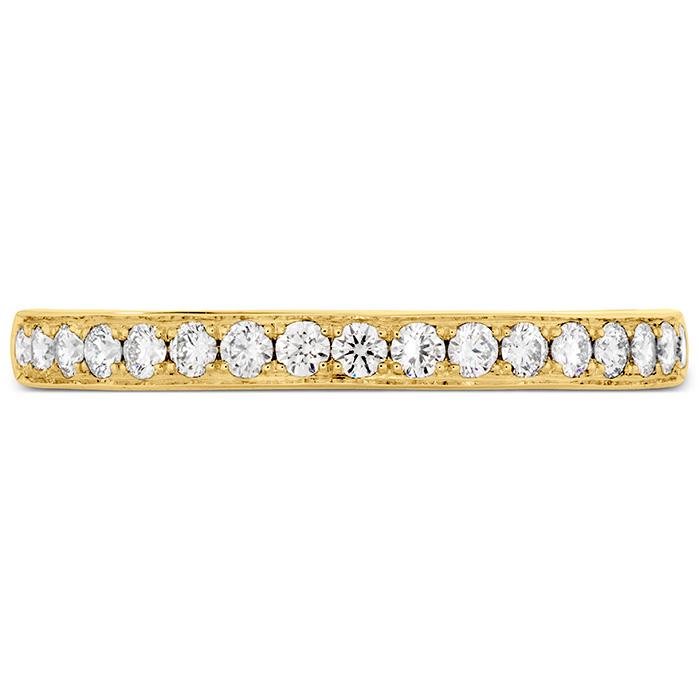 0.2 ctw. Lorelei Bloom Diamond Band in 18K Yellow Gold