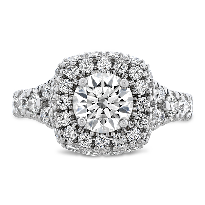 1.33 ctw. Luxe Acclaim Diamond Ring in 18K White Gold