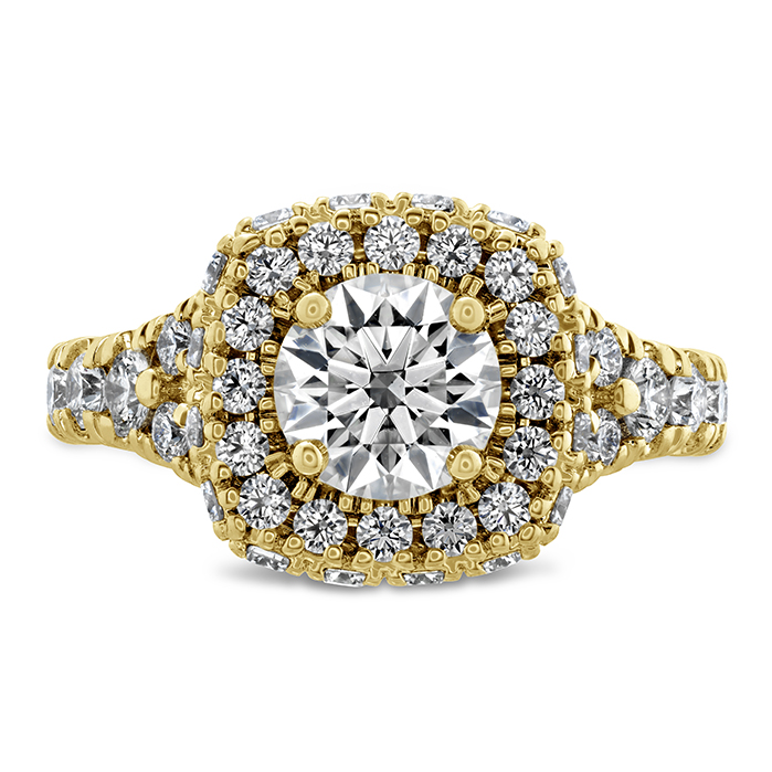 1.33 ctw. Luxe Acclaim Diamond Ring in 18K Yellow Gold