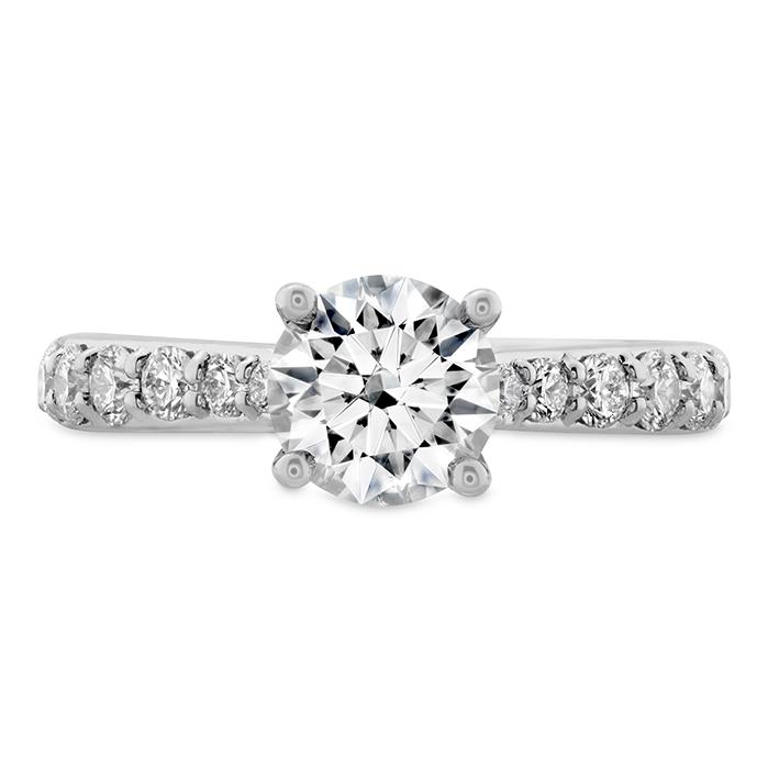 0.66 ctw. Luxe Camilla HOF Diamond Ring in Platinum