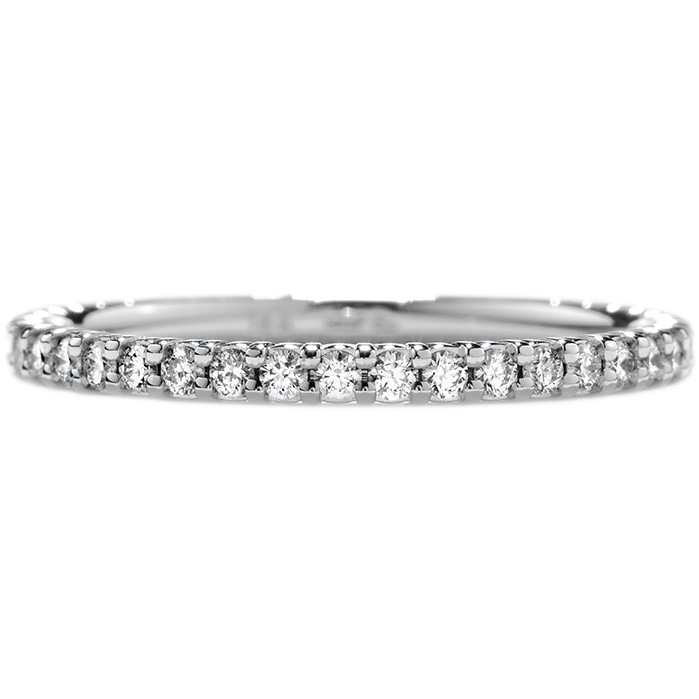 0.3 ctw. Simply Bridal Wedding Band in Platinum