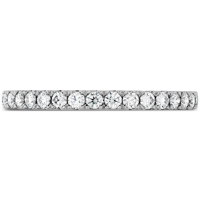 0.35 ctw. Transcend Premier Diamond Band in Platinum