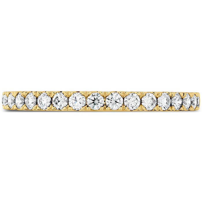 0.35 ctw. Transcend Premier Diamond Band in 18K Yellow Gold
