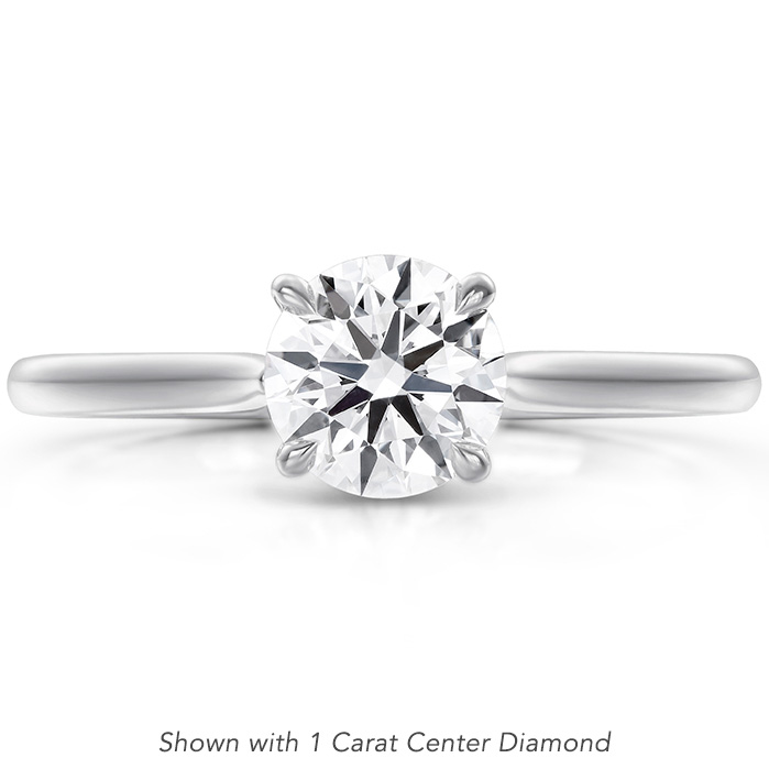 Camilla 4 Prong Engagement Ring