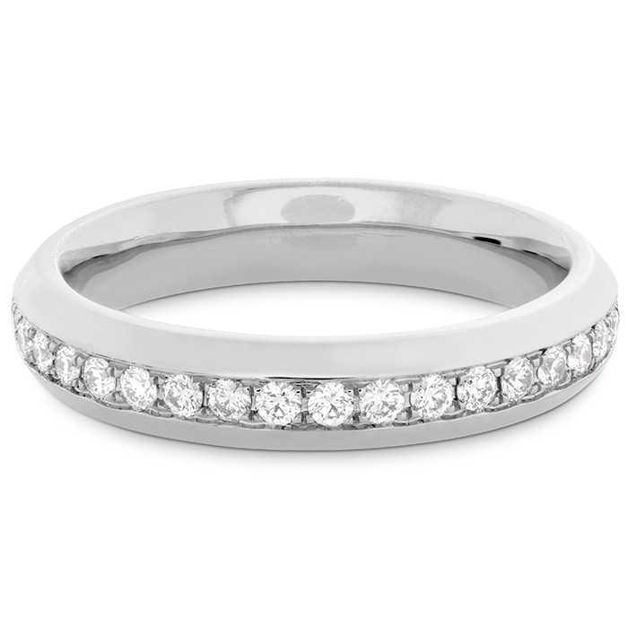Coupled Eternity Band 4mm