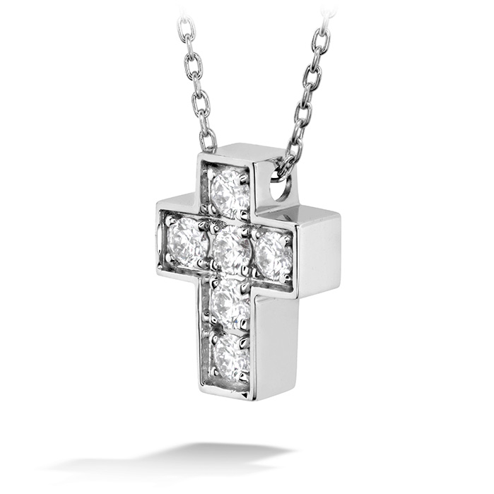 Divine Mini Cross Pendant
