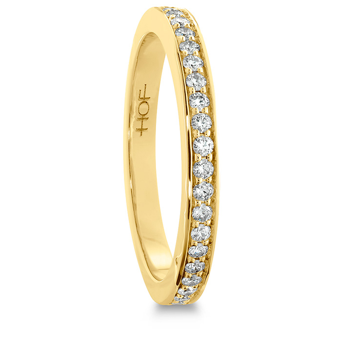 Enticement Channel Wedding Band
