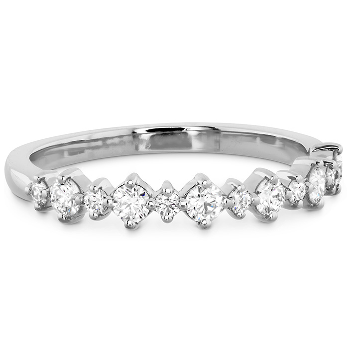 Gracious Classic Diamond Band