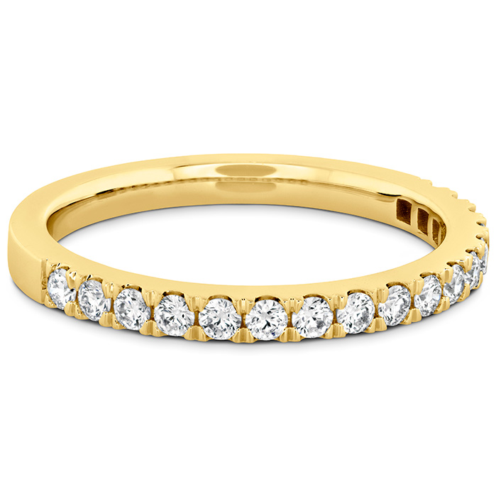 HOF Hexagonal Diamond Band