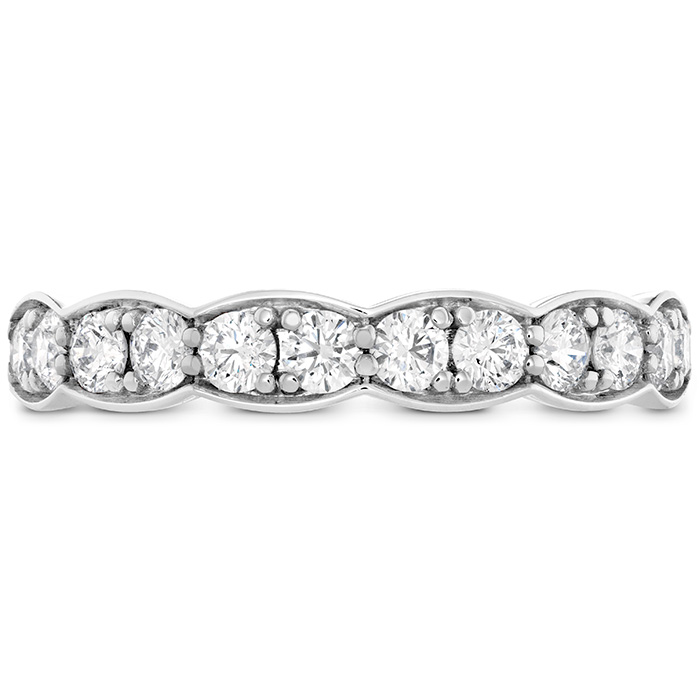 Lorelei Floral Diamond Band Large