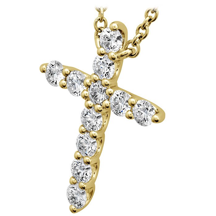 Signature Cross Pendant - Large